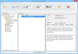 Download Softaken Outlook Pst Repair 1 0