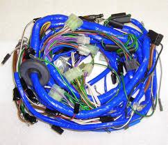 1980 main wiring harness (522) mgb wiring harness control box at Mgb Wiring Harness