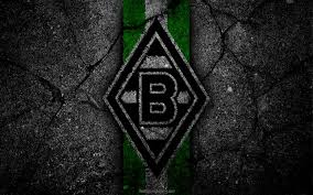 Maybe you would like to learn more about one of these? Download Wallpapers Borussia Moenchengladbach Logo Art Bundesliga Soccer Football Club Asphalt Texture For Desktop Free Pictures For Desktop Free