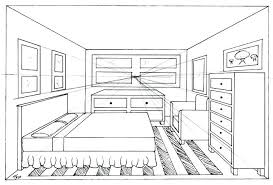 bedroom drawing easy drawn simple 4 decor sets i61 drawing