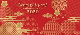 chinese new year card 2020 2020 chinese new year greeting card vector premium download