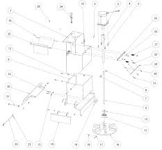 1400701ss chute assembly adjustable diagram