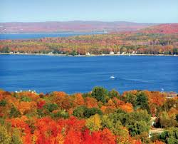 best fall color routes