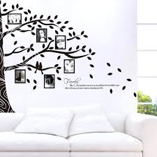 Family Tree Picture Frame Wall Photo Sticker Hanging Uk. Family Tree  Picture Frame Hobby Lobby Bed Bath And Beyond Wall Set.