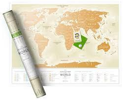 <b>1DEA</b>.<b>me Скретч Карта Мира</b> Gold — <b>Карты</b> — купить по ...