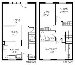 Small Cottage Floor Plans Concept Drawings By Robert Olson 800 Sq 800 Square Foot House Floor Plans