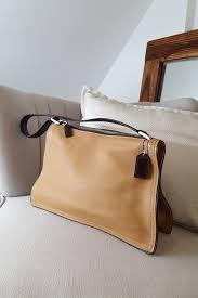 COACH Tan Shoulder Bag-COACH-The Freperie