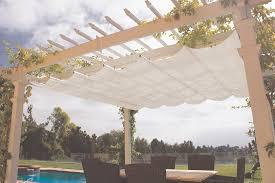 retractable canopy pergola depot pergola depot pergola canopy white