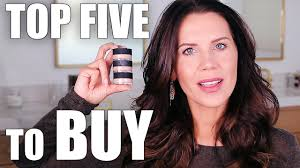TOP 5 to BUY New Favorites YouTube