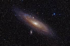 Distance Of Light Year Andromeda Galaxy Wikipedia