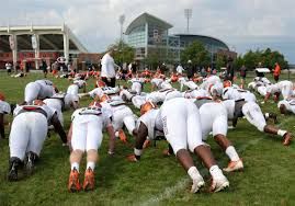 Bowling Green Football Has New Practice Music Toledos