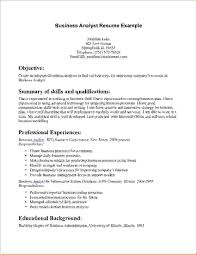 ... Beautiful Business Administration Resume Master Of Free Example And ...