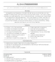 Accounts Payable Manager Resume Mesmerizing Sample Resume For Accounts Payable Clerk Sample Professional Resume