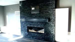 black tile fireplace slate tile fireplace black slate tile fireplace black tile fireplace surround luxury black