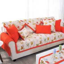 sofa covers. Beautiful Covers Slipproof SquareRectangle Polyester And Cotton Floral Print Sofa Covers   To F