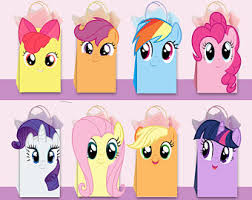 Small Picture My little pony party Etsy