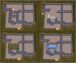 Small Picture Mod The Sims Tutorial Basements and Foundations with Pictures