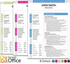 Executive Resumes Templates Impressive Executive Resume Template Whitneyportdaily