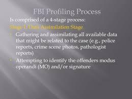 profiling models
