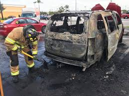 Firefighters put out car fire outside Pet Supermarket in Charlotte ...