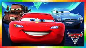 <b>Cars 2</b> - <b>Disney</b> - <b>Pixar</b> - Lightning McQueen - Hook - Mater - the ...