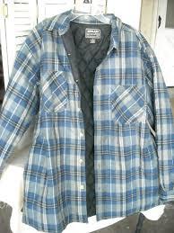 Men's Highland Outfitters Flannel Heavyweight Quilted Flannel ... & Men's Highland Outfitters Flannel Heavyweight Quilted Flannel Shirt-XL EUC  Plaid #HighlandOutfitters #ButtonFront Adamdwight.com