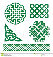 Irish Patterns Simple Design Ideas