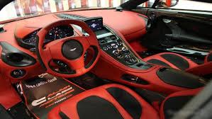 aston martin one 77 interior. new model of aston martin one77 is supplied with several carbon fiber header hd video camera mounted roof rack to show the wheel and therefore pretend one 77 interior