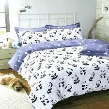 queen duvet sizes black and white bedding set panda cotton bed sheet bedspread cover measurements size duvet covers twin size