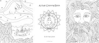 Small Picture Detailed Pagan Coloring Pages For Adults Or Ki 48893 With glumme