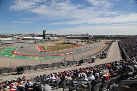 Where To Watch The Action At The 2019 United States Gp