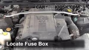 oil filter change infiniti q45 1997 2001 1998 infiniti q45 replace a fuse 1997 2001 infiniti q45