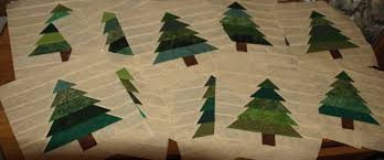 Lovin' Life At The End Of The Dirt Road: A Forest of Trees in the ... & And I needed 15 for Jim's quilt: Adamdwight.com