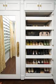 Shoe shelves ikea closet traditional with sliding shelves mirrored door