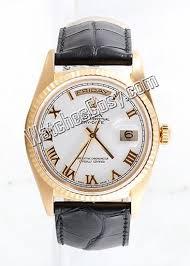 replica rolex president men s 18038 mens watch rolex 18038 by paypal rolex president men s 18038 mens watch