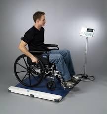 wheel chair scale. PW-630U Wheelchair Scale Wheel Chair