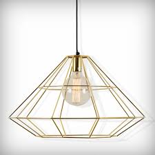 geometric pendant light modern contemporary lighting cult uk with with modern gold pendant lighting for