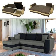 Mirjan24 Ecksofa Sena L Form Sofa Vom Hersteller Eckcouch Mit Zwei Bettkasten Und Schlaffunktion Farbauswahl Wohnlandschaft Seite Universal