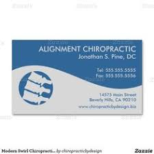 40 Best Chiropractic Business Card Designs Images Business Card