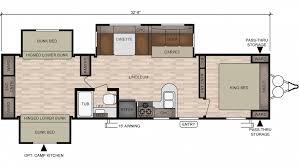 2019 della terra 31k3s floor plan img