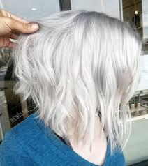 صبغة شعر باللون البلاتيني صيحة مستمرة لصيف 2018 مجلة الجميلة