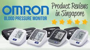 Omron Blood Pressure Monitor Comparison Chart Blood Pressure Monitors Reviews Omron In Singapore