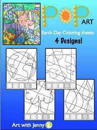 Small Picture 27 best POP ART images on Pinterest Coloring sheets Romero