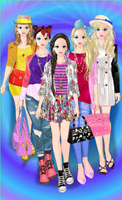 doll makeup and dress up games