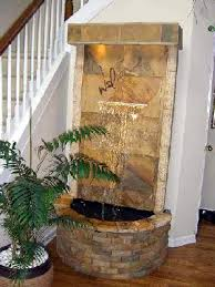 indoor waterfall fountains fascinating indoor water fountains that will make you say wow