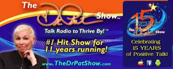 The Dr. Pat Show: Talk Radio to Thrive By!: Guest Carlene Cross