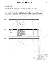 Bowflex Xtl Exercise Wall Chart Bowflex Xtl Workout Chart Sport1stfuture Org