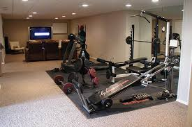basement gym ideas. Delighful Gym Our Basement Finishing Systems Make It Easy To Get A Home Gym In Basement Gym Ideas