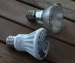Philips 50W Equivalent Bright White MR16 GU10 LED Light Bulb 3 Recessed Lighting Bulbs Led