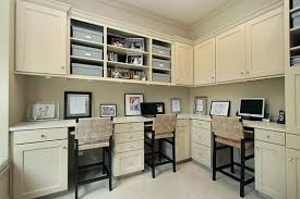 family home office. traditional family home office